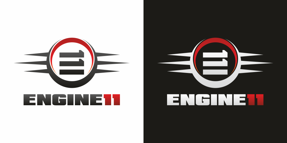 Help the band Engine 11 with a new logo