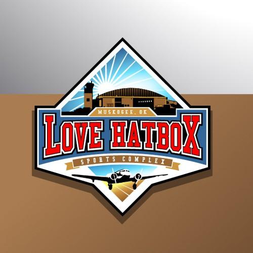 Love Hatbox Sports Complex Logo