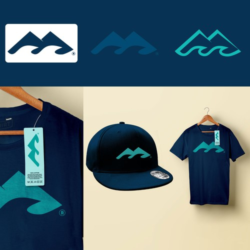LOGO FOR MOKAN SURFWEAR