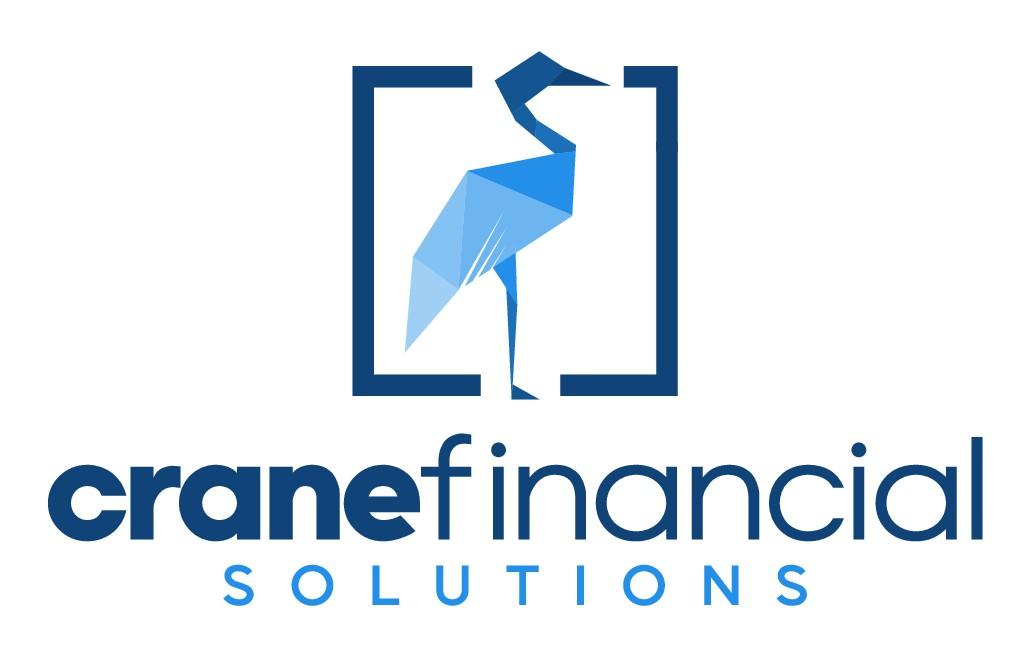 Design a cutting edge Crane logo for a finance brokerage