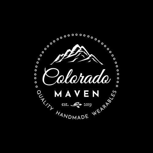 Looking for clean, vintage, rustic logo design for Colorado Maven (Handmade Wearables)
