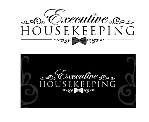 Executive Housekeeping needs a new logo
