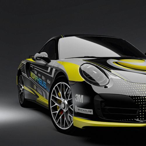 Porsche 911 Livery
