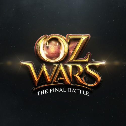 OZ WARS: The Final Battle Game Logo