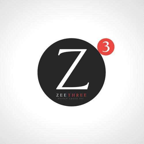 ZeeThree Logo Design