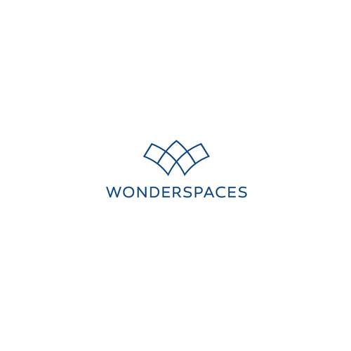 Create a captivating logo for Wonderspaces