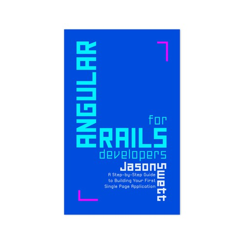 Concept for e-book cover