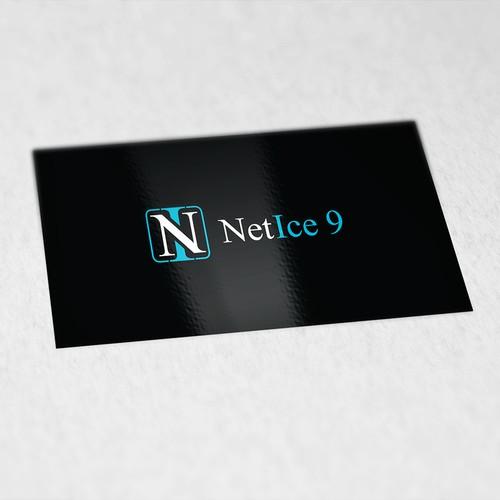 Brand / Logo design for a tech company: Net Ice 9