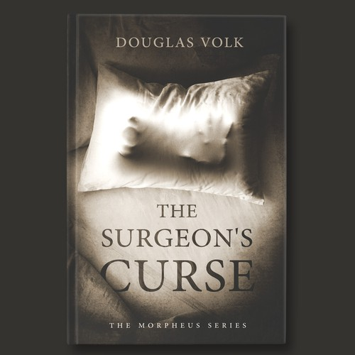 'The Surgeons Curse' book cover