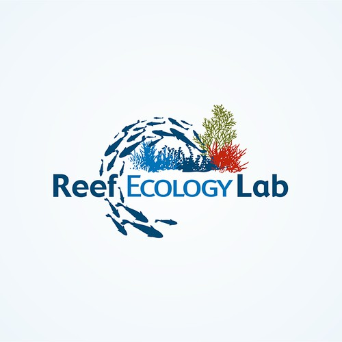 logo for Reef Ecology Lab