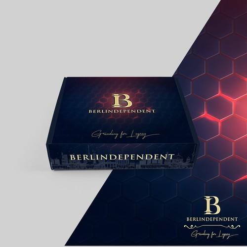 Premium Clothing line Packaging design