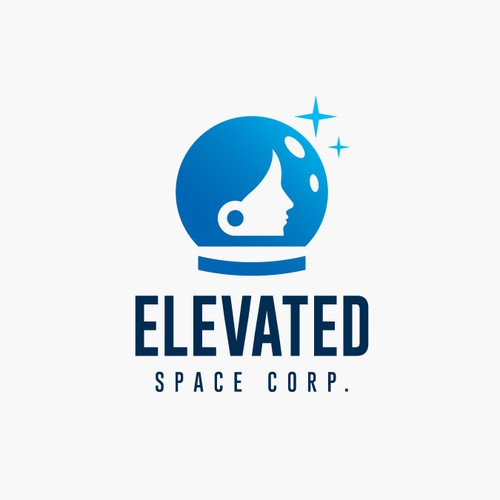 Elevated Space Corp. Logo