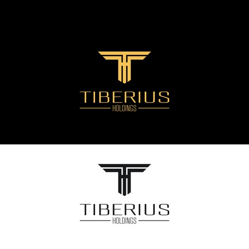 "Logo design for ""TIBERIUS HOLDINGS"""