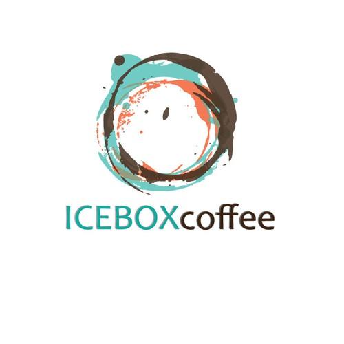 Create the next logo for Icebox Coffee