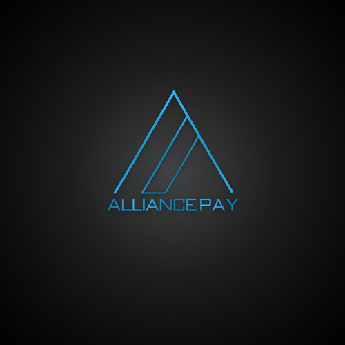 Logo concept for alliance pay