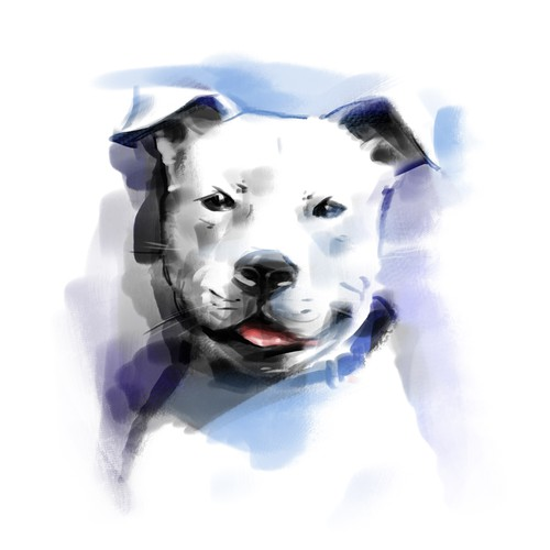 In contest Help Pit Bulls in Need by Creating a New Tshirt Design for Our Pittie Rescue!