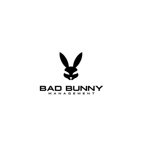 Sexy logo for BAD BUNNY