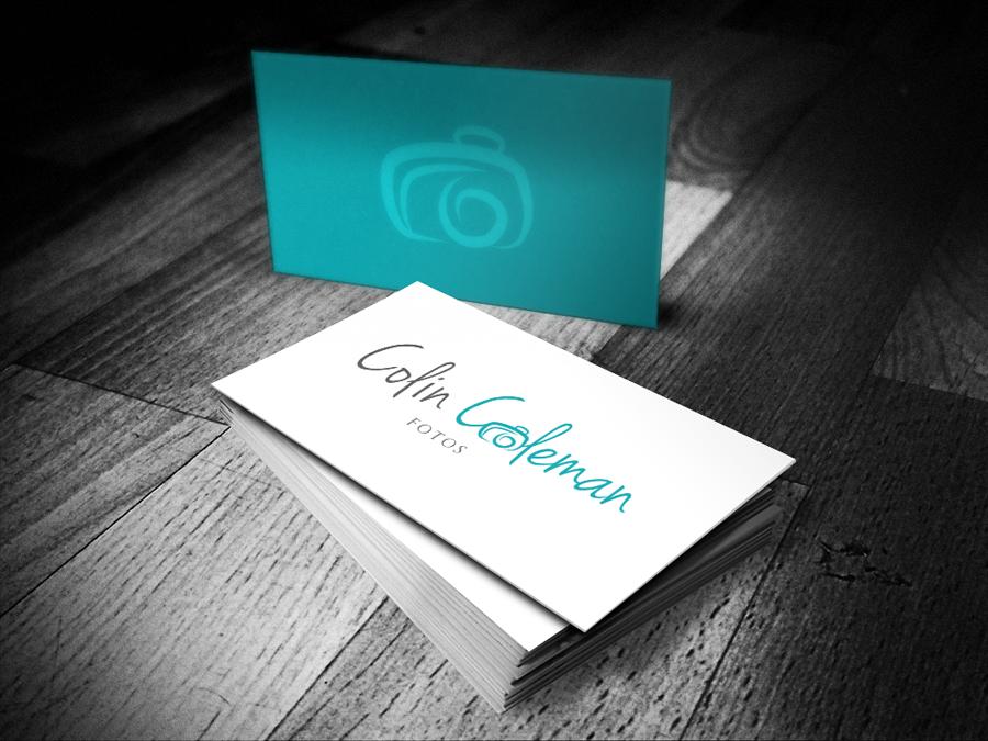 *GUARANTEED* Colin Coleman Fotos needs a GREAT logo!