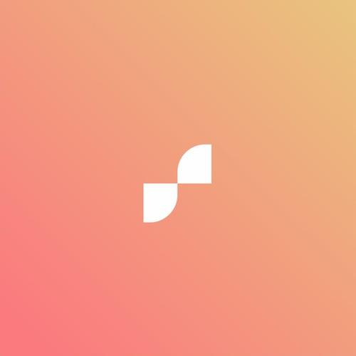 SocialFlight logo concept