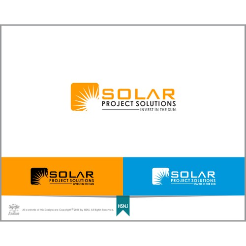 Design the logo identity for a premier solar energy company looking to change the world.