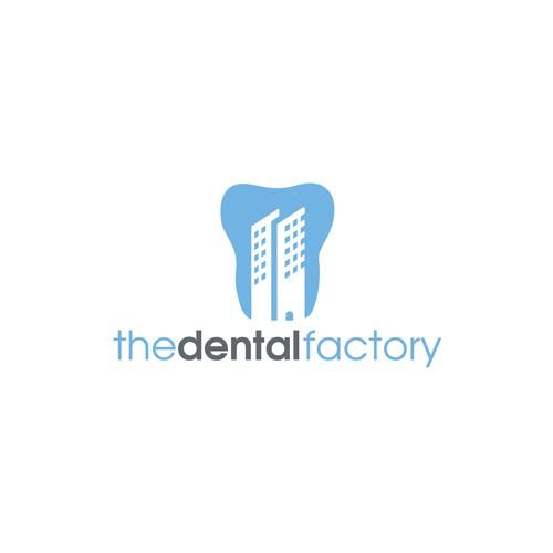 The Dental Factory logo