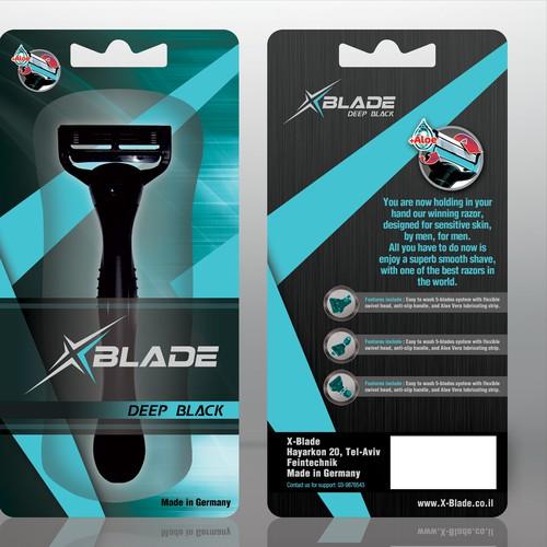 Gillette X Blade