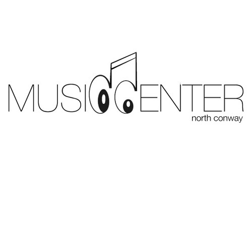 Create a logo for a multi-faceted Music Center.
