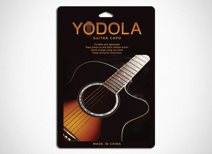 Help Yodola with a new product label
