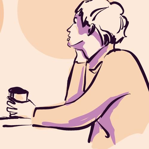 Illustrations for a blog post