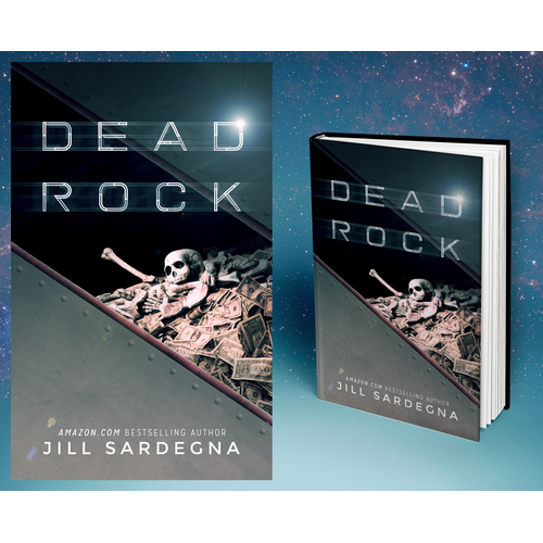 Book cover, Deadrock