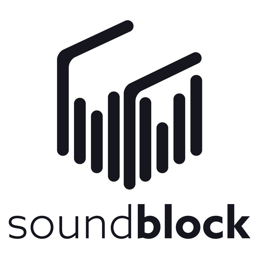 Design a logo for a Block Chain based Music concept
