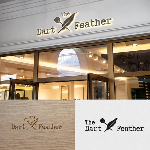 The Dart & Feather
