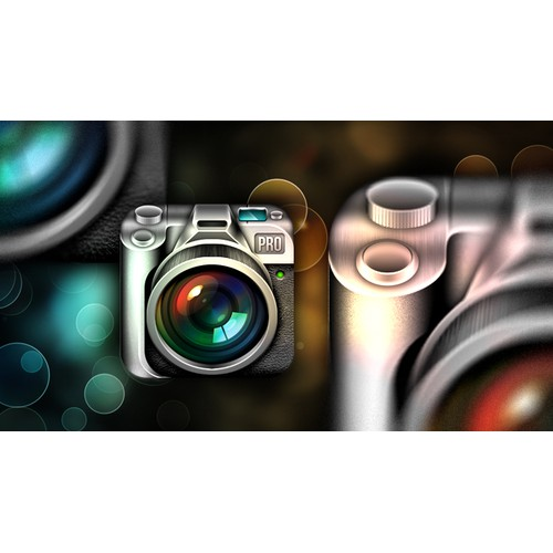 Icon for iPhone app 'Camera Fun'