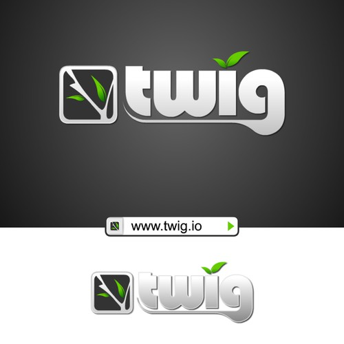 Logo for Twig