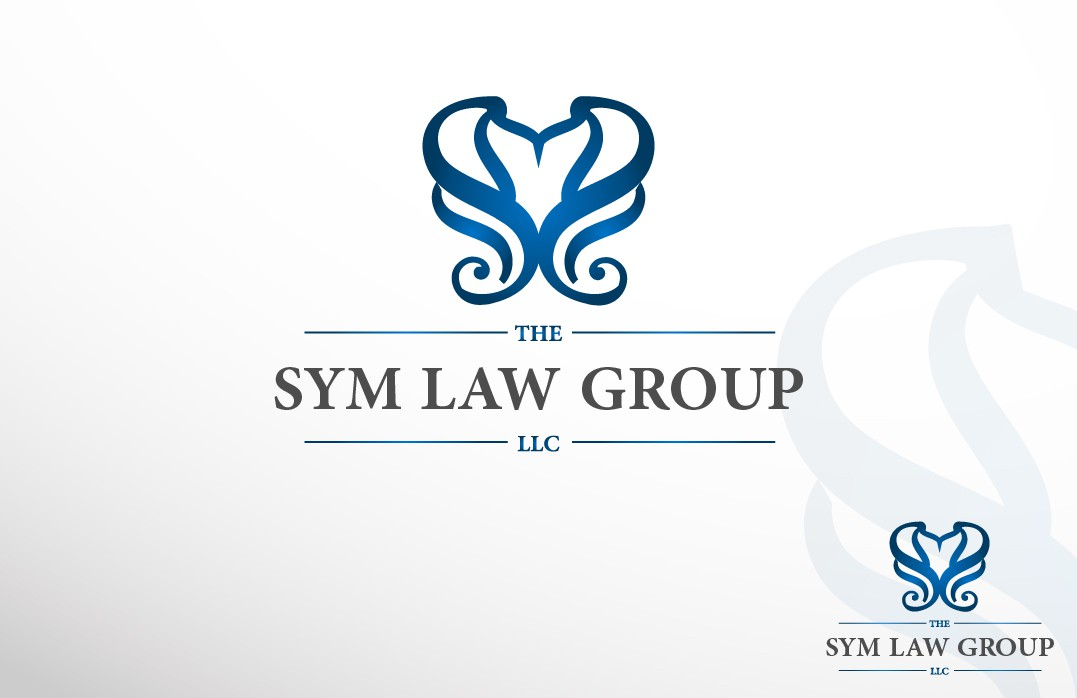 New logo wanted for SYM or The SYM Law Group, LLC