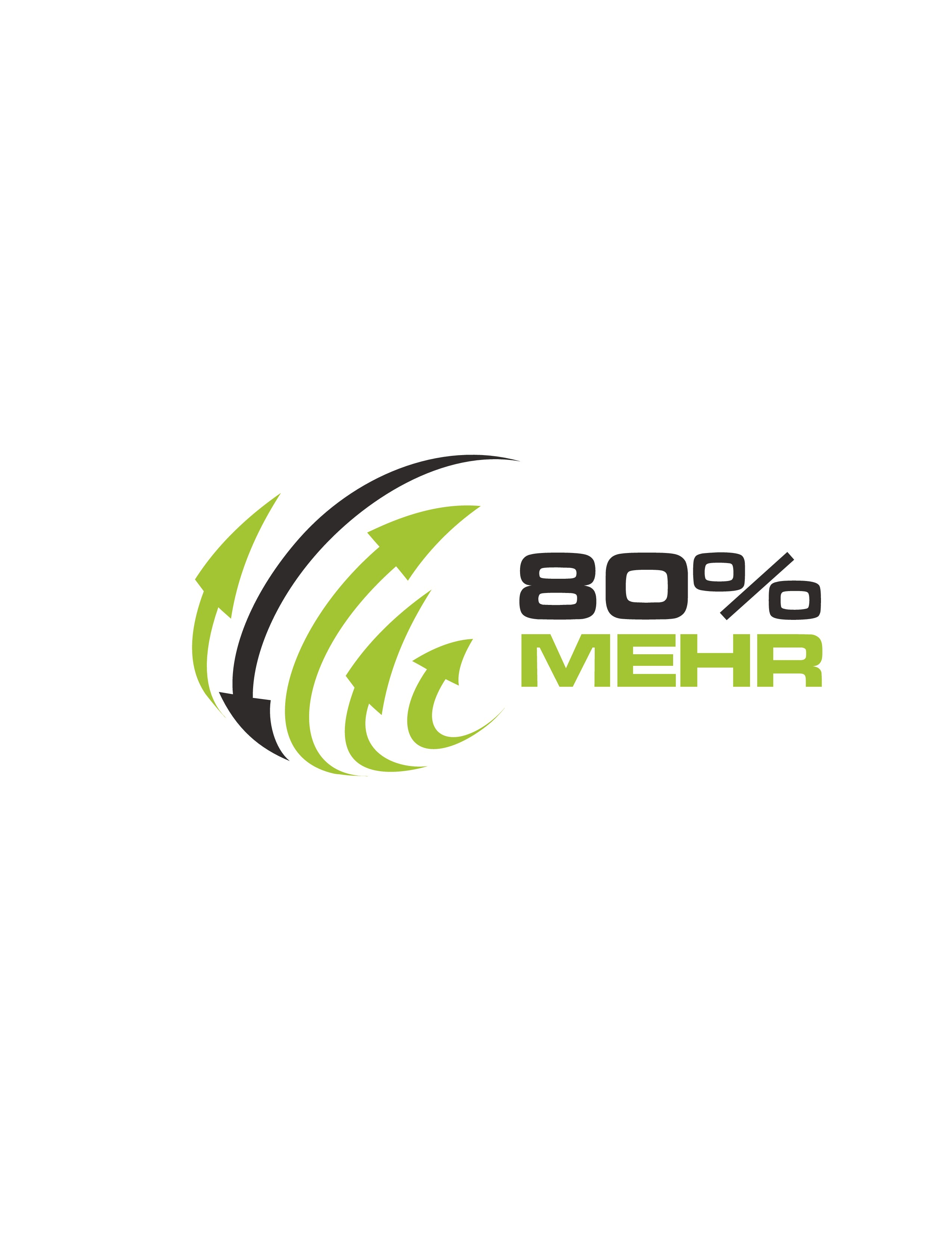 80% mehr - assist me by inspiring others to make the world a little bit better!