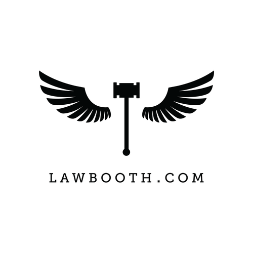 Unique Logo Design - Law
