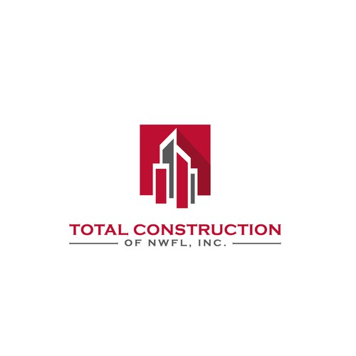 New logo for a Growing Commercial Construction Company!