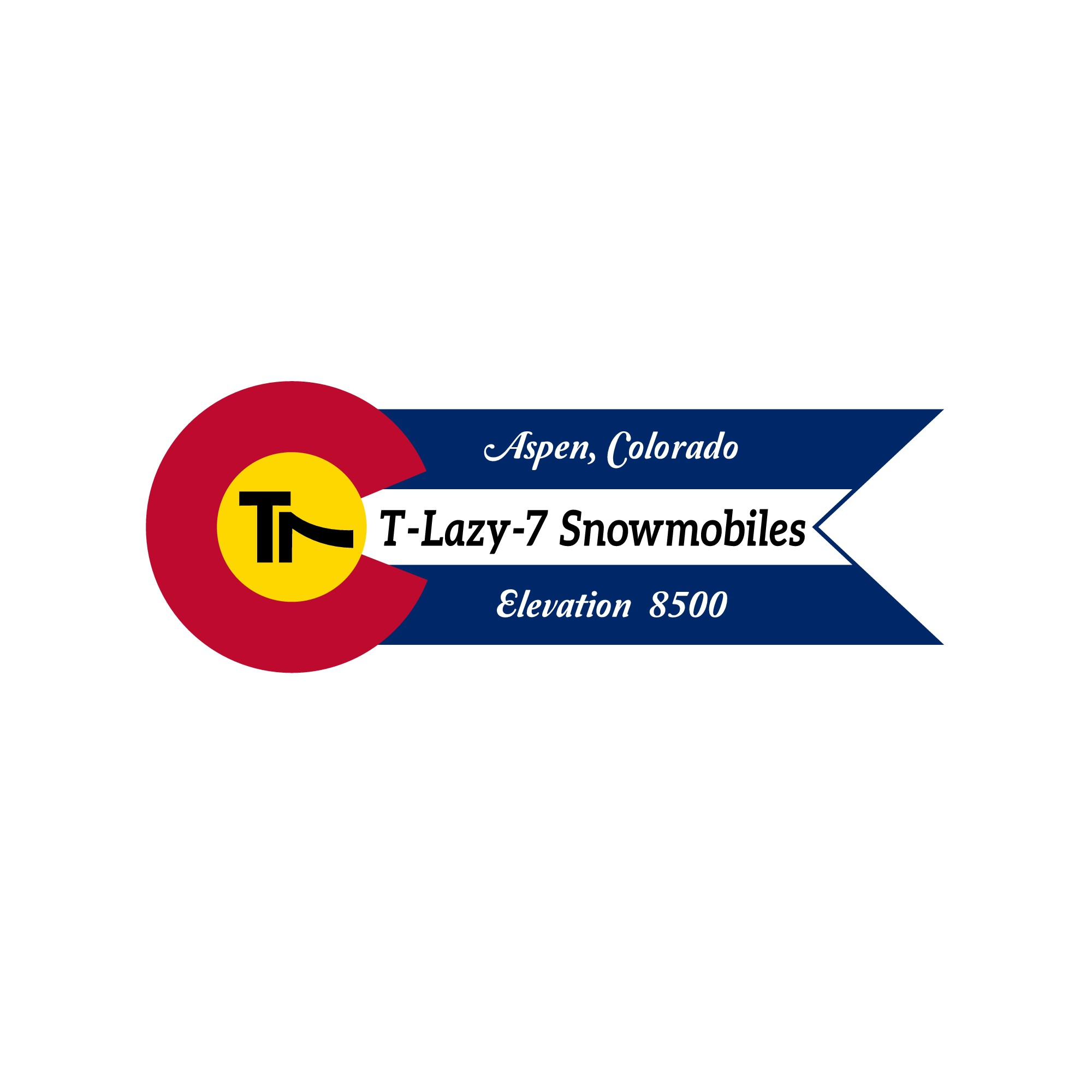 Colorado Flag T-Lazy-7