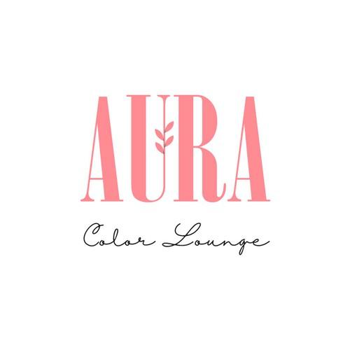 Logo_ Aura Color Lounge