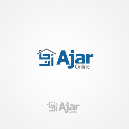 """Logo for """"Online rent collection service"""""""