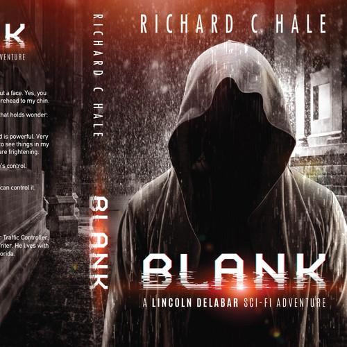 Blank - book 1, Sci-fi adventure by Richard C Hale