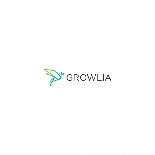 Minimal, Sophisticated and modern logo for GROWLIA