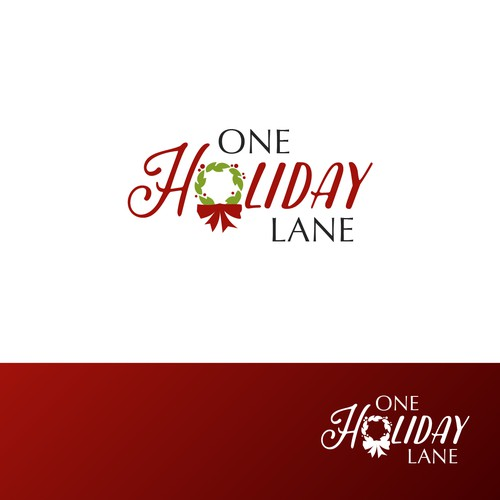 Logo for a seasonal retailer