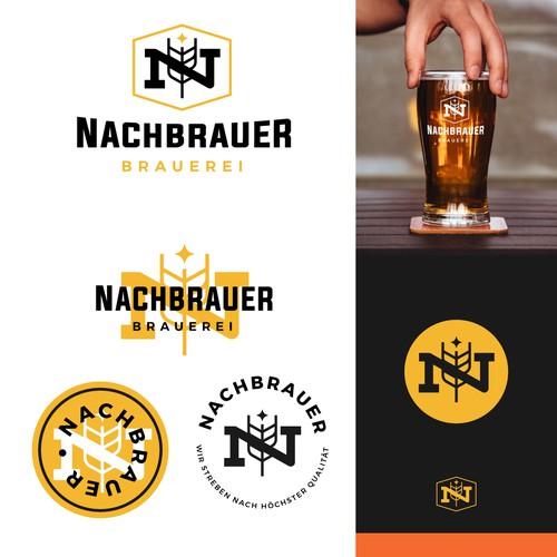 Brewery bold logo
