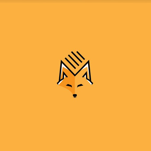 """Simple, Elegant, Modern, Unique and Iconic logo for """"I Fox Printing"""""""