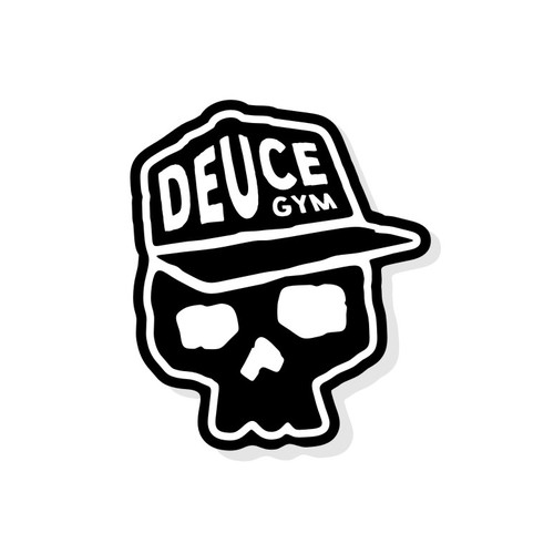 Design for DEUCE Stickers - Gym