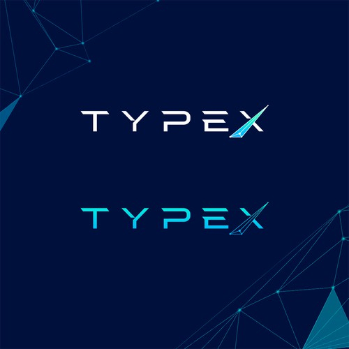Type X logo (for sale)