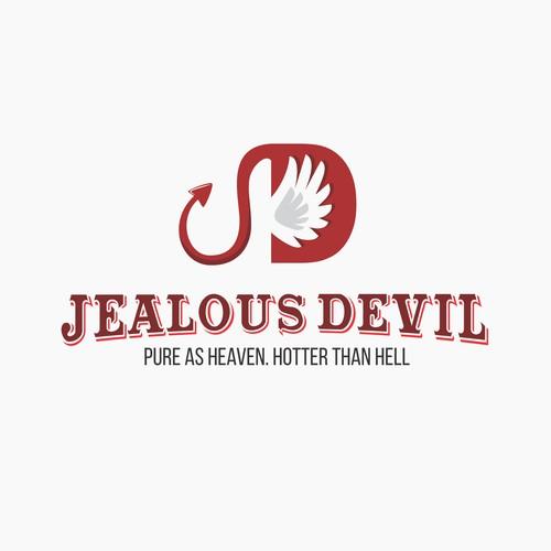 Jealous Devil Logo Concept