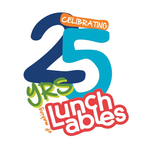 Celebrating 25 years of making Lunchables - 2014